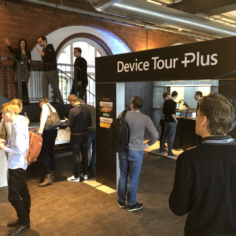 Microsoft Device Tour